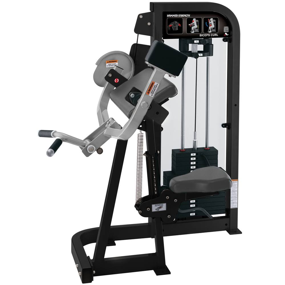 Hammer Strength Select Biceps Curl