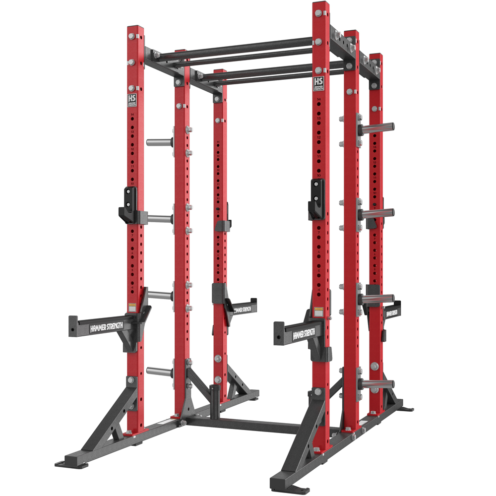 hammer strength hd athletic racks. Black Bedroom Furniture Sets. Home Design Ideas