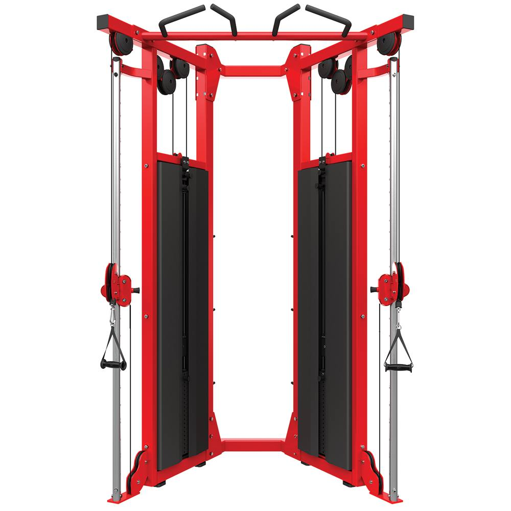 HD Elite Cable Training Station Dual Adjustable Pulley