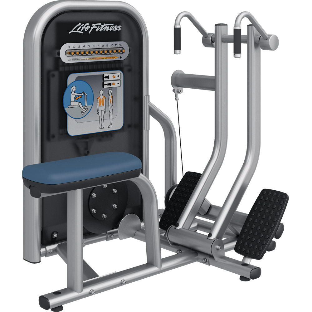 Circuit Series Seated Row