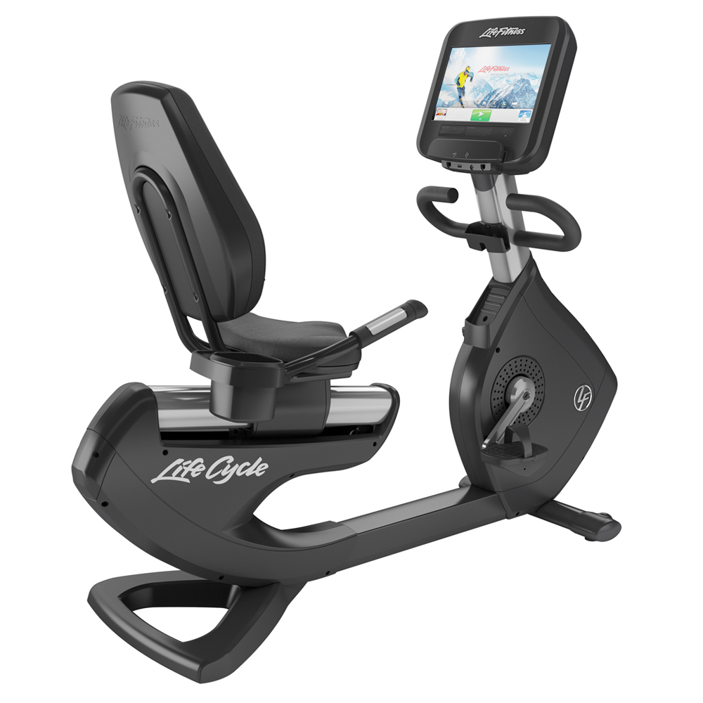 Elevation Series Recumbent Bike Discover SE