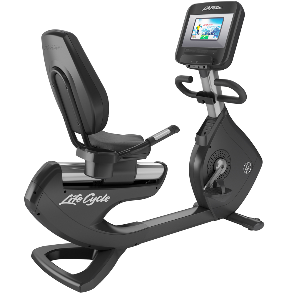 Elevation Series Recumbent Bike Discover SI