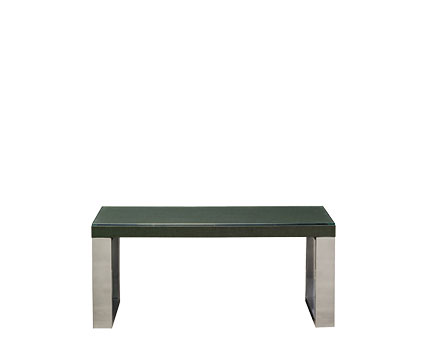 Lounge Tea Table With Glass Top